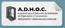 Logo de A.D.H.O.C.
