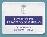 Logo de la Consejería de Bienestar Social del Principado de Asturias