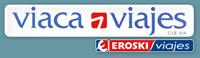Logo de Viaca viajes - Eroski